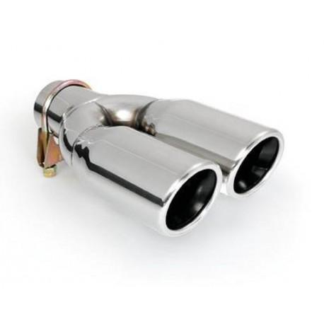 Endrohr CARTUNER 43 Rund 70mm